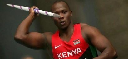 Drama at JKIA after Julius Yego's ticket to Rio Olympics goes missing