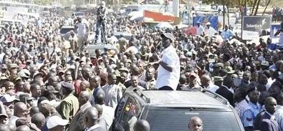 Baada ya kukataliwa mara TATU, Ruto afanyiwa kitendo tofauti Kitale (picha)