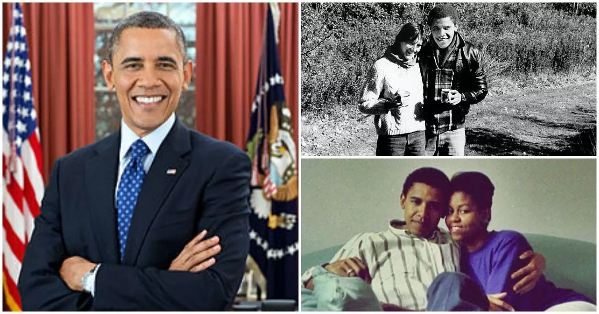 More secrets! Obama slept with girlfriend on 1st date and CHEATED on Michelle before marriage