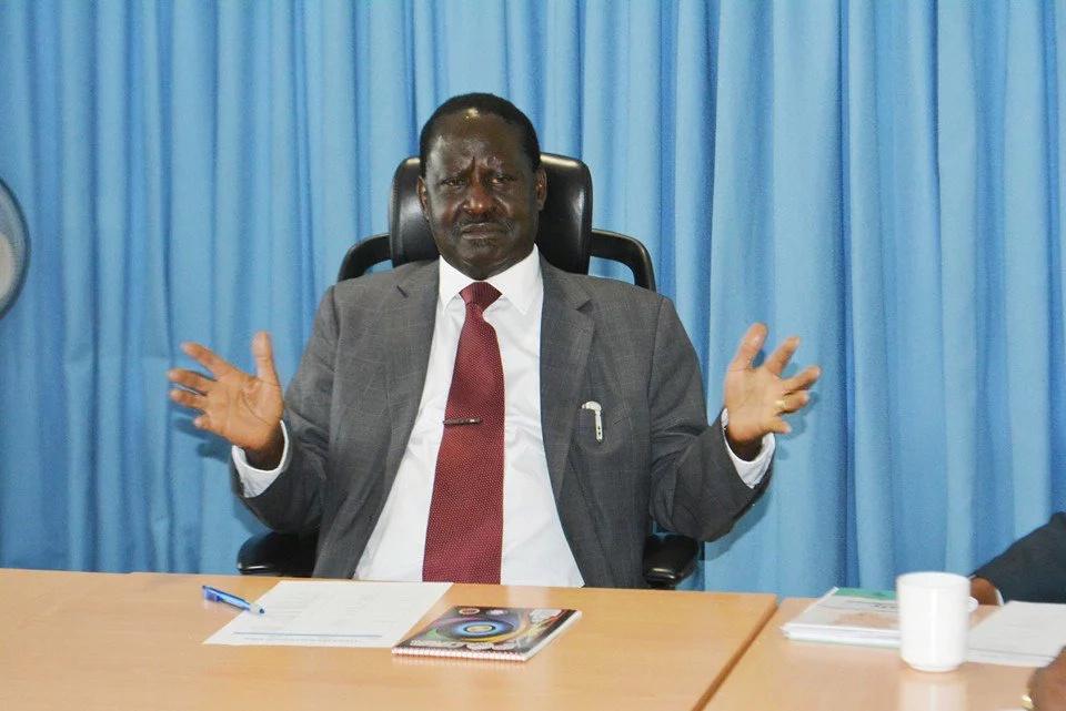 Raila meets coast leaders ahead of visit