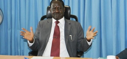 EBC has given Jubilee licence to spend Eurobond and NYS money in 2017- Raila