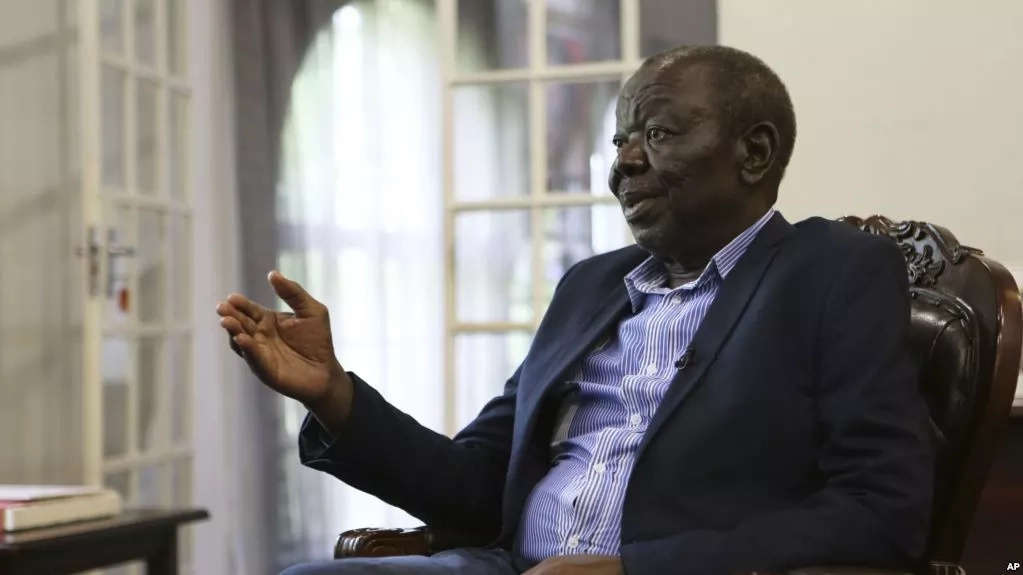 Morgan Tsvangirai leader of Zimbabwe opposition is dead