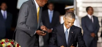 How US Media Covered Barack Obama's Visit To Kenya