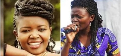 Eunice Njeri's latest single after her acrimonious divorce with her rapper husband(video)