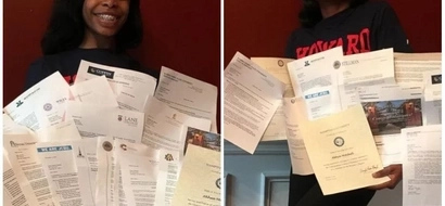 Wow! Twins receive 40 college acceptances from 15 different states, Ksh90 million in scholarship (photos)