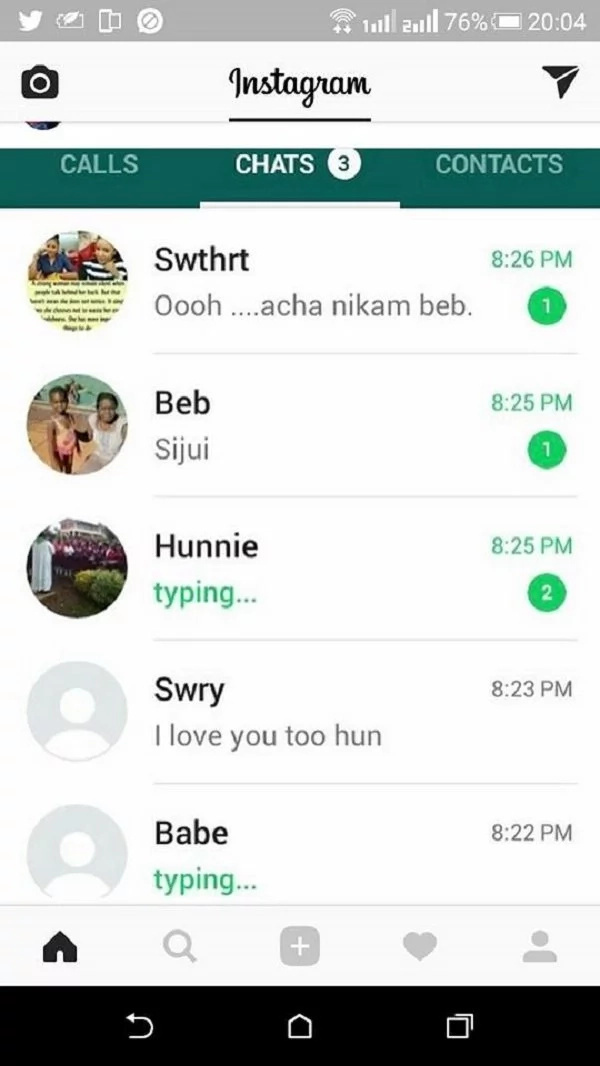Man is dating 7 women and he's about to get caught (photo)