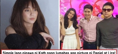 Tahimik pero ramdam ang galit! Kathryn Bernardo unfollows restaurant owner who posted malicious Daniel-Liza photo on social media