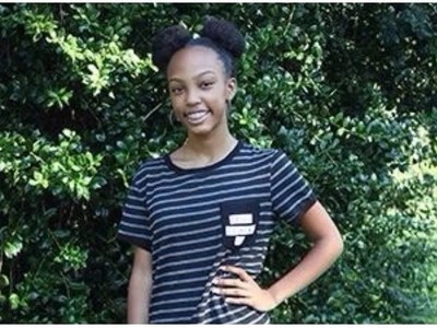 You always have to try your best! 13-year-old girl has already started her first year of college
