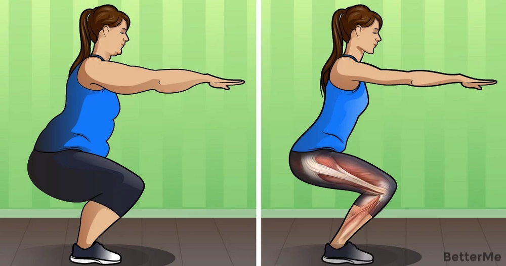 10-minute at home leg workout routine