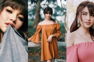 Check out these swoon-worthy photos of Julie Anne San Jose that will leave you feeling head over heels