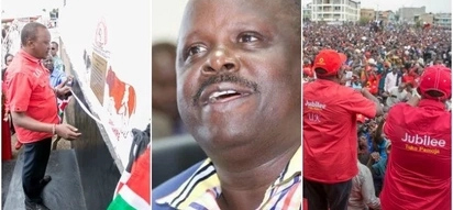 After Joho, another NASA co-principal withdraws from Raila's campaigns