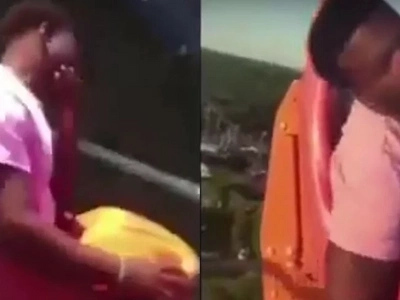 Man Keeps Fainting While Riding a Roller Coaster