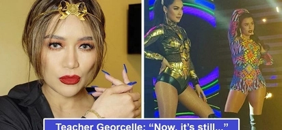 May hinirang na siyang queen! Teacher Georcelle gets honest about who she thinks is the real queen of the dance floor