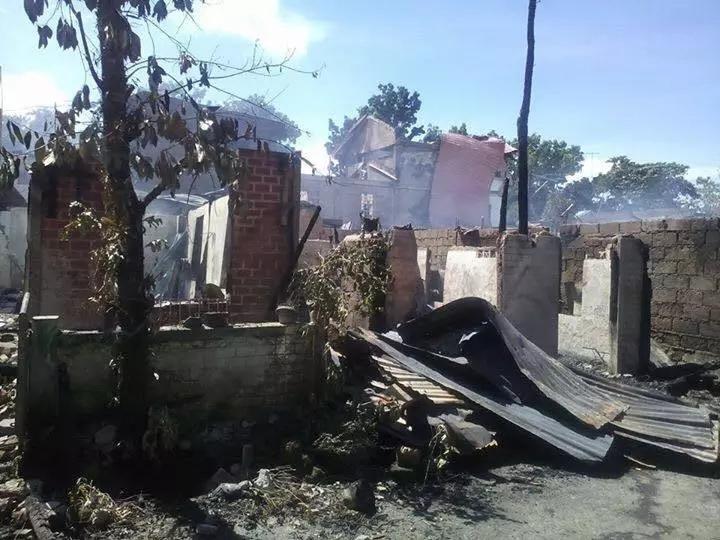 Netizen initiates donation drive for Samar fire incident