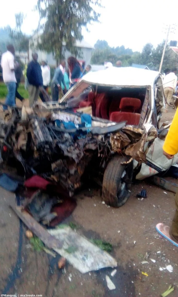 7 dead, scores injured along Limuru road
