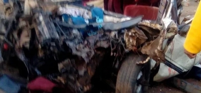 7 dead, scores injured after lorry rams more than 15 cars (photos)