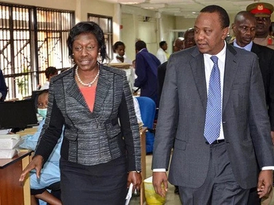 After heavy links with Raila's NASA, Charity Ngilu makes a SURPRISE decision on who she will support