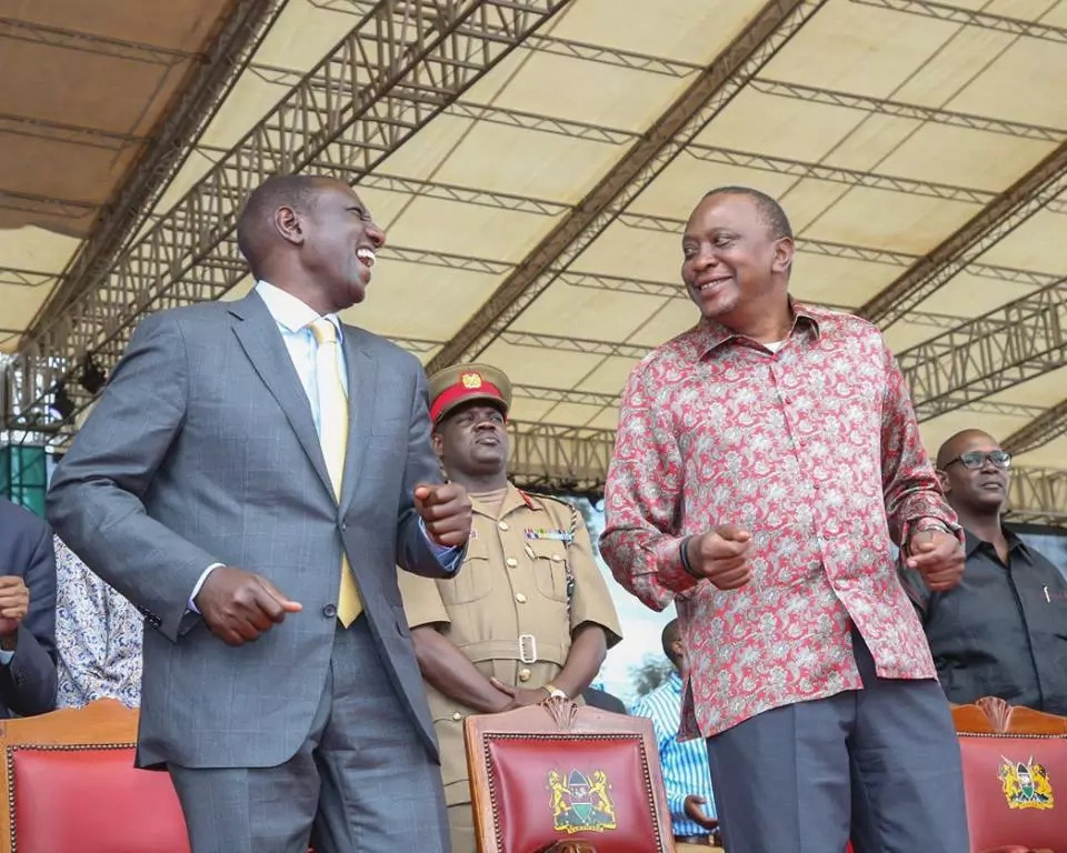 We will elect whoever we want, William Ruto told