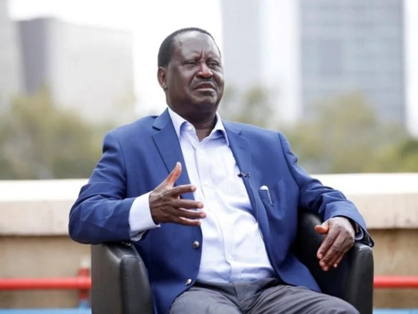 We want another election by August 2018-Raila Odinga now declares