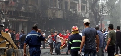 BREAKING: Baghdad bombing claims at least 123 lives