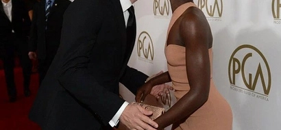 Great night as Lupita Nyong'o's dear friend wins Oscar