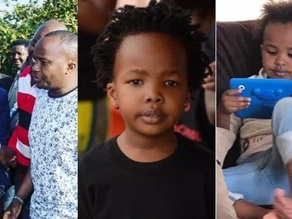 Sensational musician turned politician, Jaguar, reveals he has a son and he is a carbon copy of the father (photo)