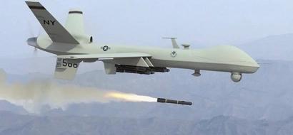 Five Al-Shabaab Militants Killed In Drone Strikes