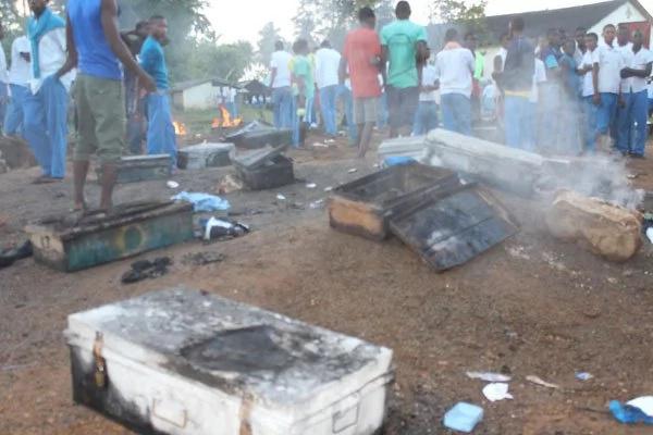 School fires return to haunt Kenya