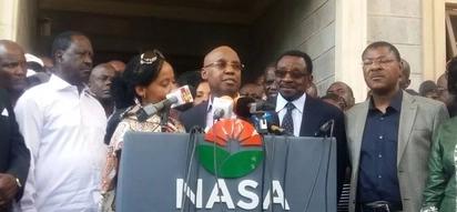 Mfadhili wa NASA - Jimmy Wanjigi - asema aliahidiwa kifo hata kabla ya tangazo feki