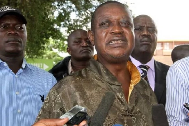 NASA CEO, Raila's brother and Kalonzo's son officially presented in parliament for plum jobs