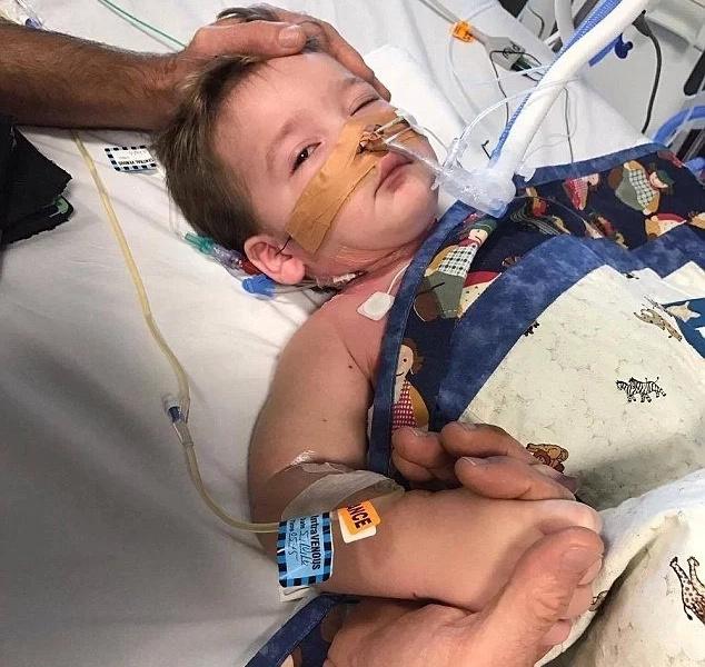 Bebé logró salvarse de bacteria alojada en 10 percent  de la población