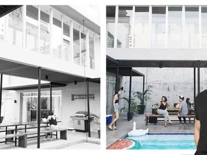 Nakaka inspire talaga! A glimpse of Jericho Rosales's hard-earned modern style house