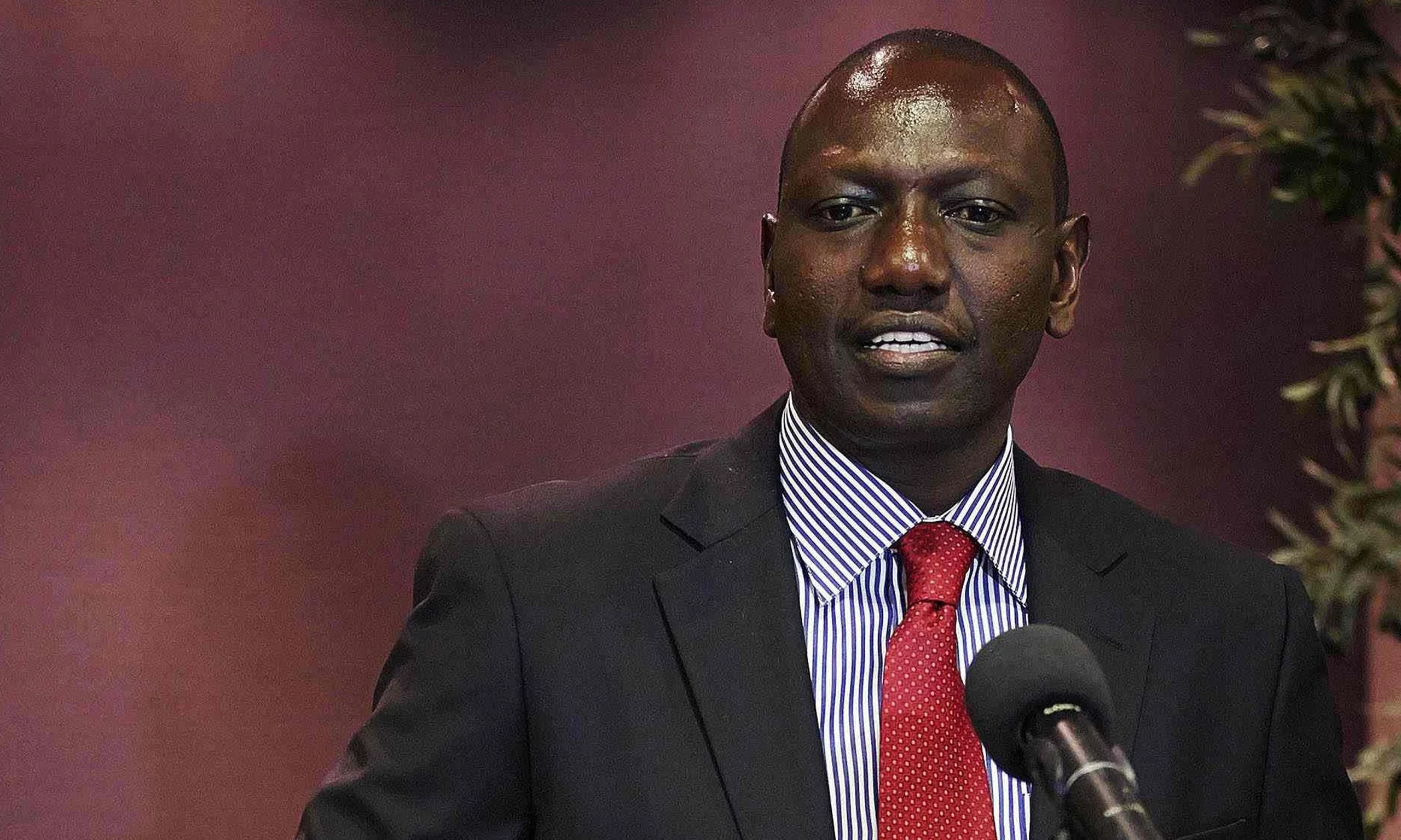 William Ruto's biggest scandals