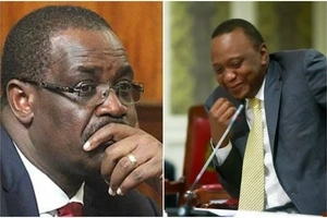 Big blow to Nairobi governor as Uhuru set to take over from him
