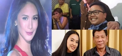 Hakot artista pa more! Heart Evangelista is now officially a minion of Pres. Duterte