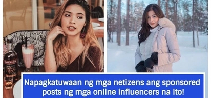 """Wala namang SM sa arctic circle!"" Netizens mock influencers who post sponsored posts"
