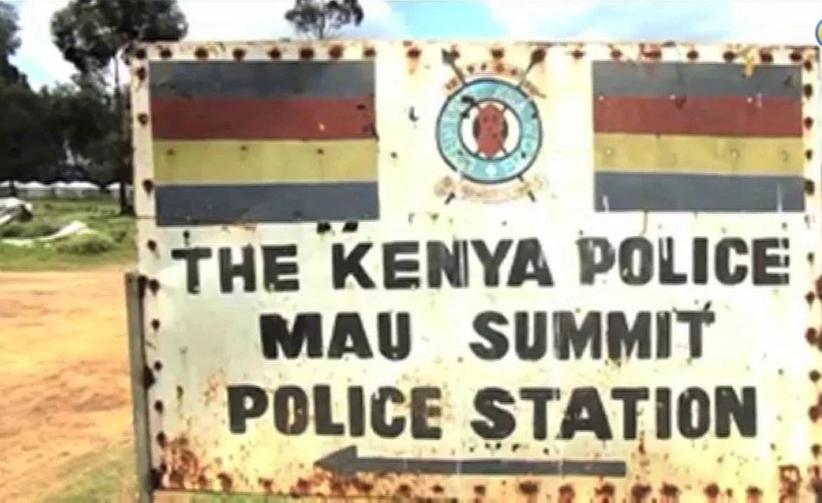 4-man gang terrorising motorists along the Mau Summit Kericho route