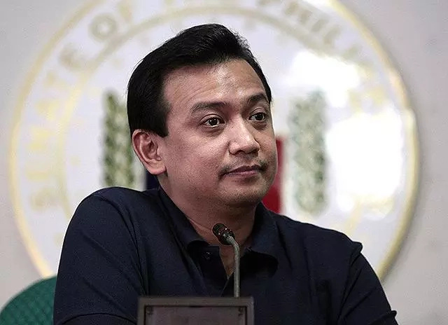 Trillanes welcomes Ombudsman's case against Binay