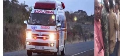 Ambulances ferry patients to polling stations in Uhuru Kenyatta's bedrock