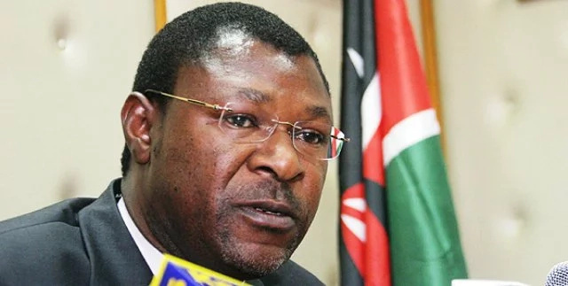 Wetangula in big trouble as leaders snub his meeting