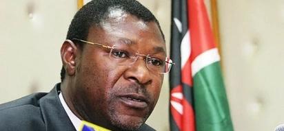 Kilichomla Wetangula katika Bunge la Seneti chafahamika, sio Raila Odinga