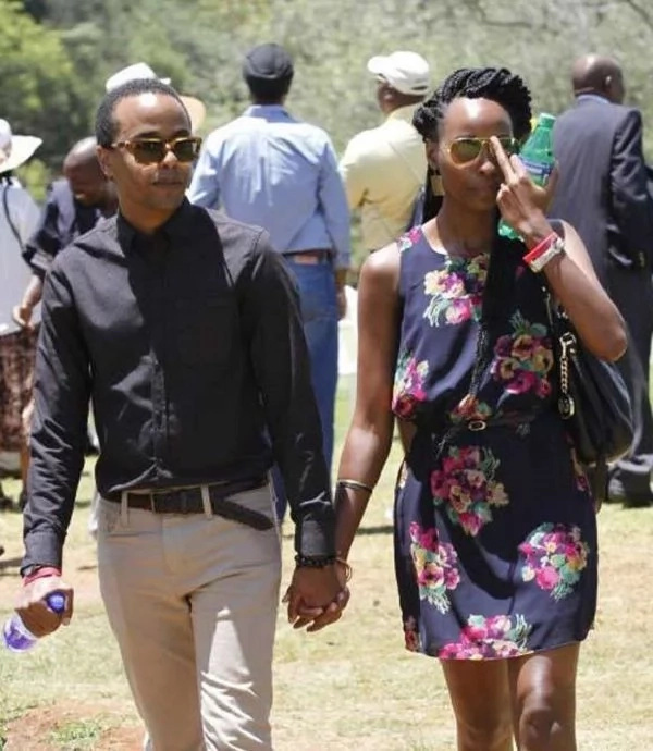 Girl who married Uhuru's son studied in South Africa and paid KSh 1.2 million per term in fees