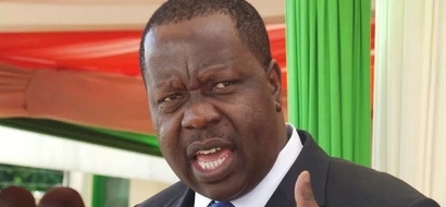 Kenyans now want Matiang'i to replace Uhuru and it's HILARIOUS