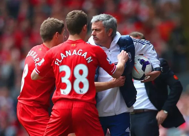 Jose Mourinho knows how to make  his rivals go mad