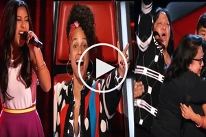 Watch this 16-year-old Filipina blow away 'The Voice USA' coaches with her powerful Bruno Mars cover!