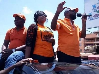 """Walinzi wa Joho Kitui: """"Hatutamruhusu kufanya tena kampeni hapa!"""""""