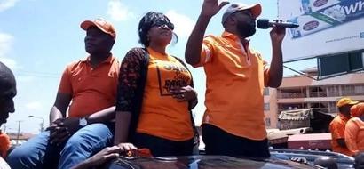 Ujumbe wa Joho kwa Naibu wa Rais William Ruto
