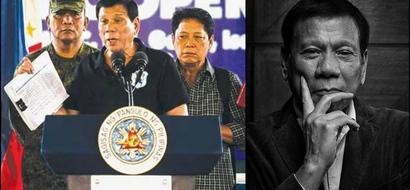 Final narco-list threatens Duterte's presidential term survival