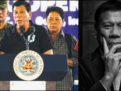 Final narco-list threatens Duterte's presidential term survival
