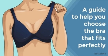 A guide how to choose the bra that fits perfectly